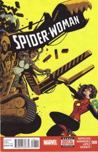 Spider-Woman #8 (2015)