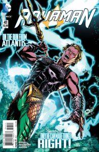 Aquaman #41 (2015)