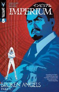 Imperium #5 (2015)