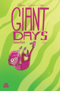 Giant Days #4 (2015)