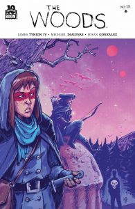 The Woods #13 (2015)