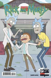 Rick and Morty #3 (2015)