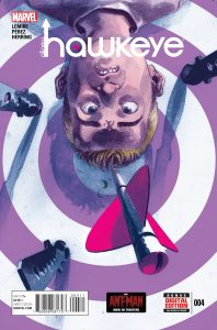 All-New Hawkeye #4 (2015)