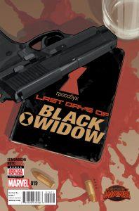 Black Widow #19 (2015)
