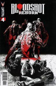 Bloodshot Reborn #4 (2015)