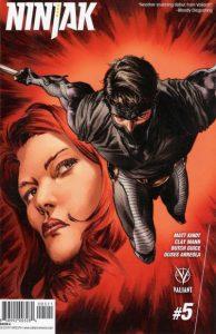 Ninjak #5 (2015)