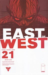 East of West #21 (2015)