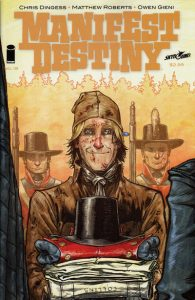 Manifest Destiny #18 (2015)