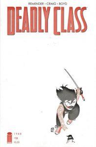 Deadly Class #15 (2015)