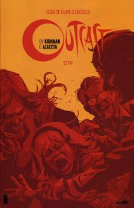Outcast by Kirkman & Azaceta #11 (2015)