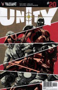 Unity #20 (2015)