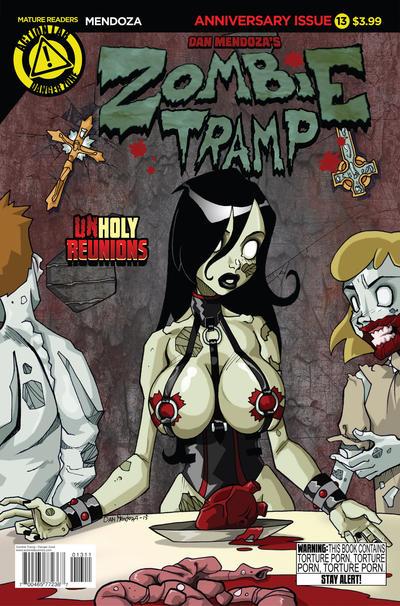 Zombie Tramp #13 (2015)