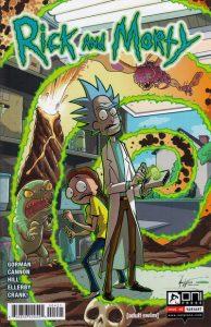 Rick and Morty #4 (2015)