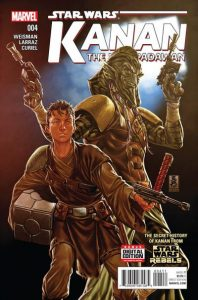 Star Wars Kanan #4 (2015)