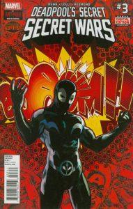 Deadpool's Secret Secret Wars #3 (2015)