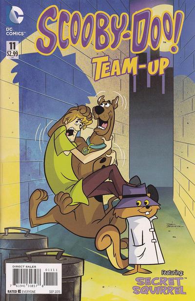 Scooby-Doo Team-Up #11 (2015)