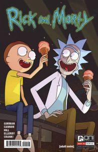 Rick and Morty #1 (2015)