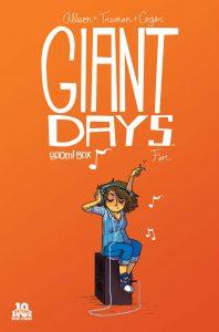 Giant Days #5 (2015)