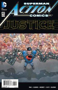 Action Comics #42 (2015)