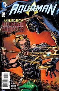 Aquaman #42 (2015)