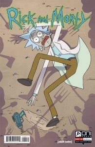 Rick and Morty #4 (2015)