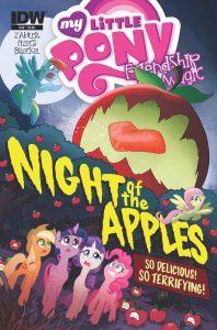 My Little Pony: Friendship Is Magic #32 (2015)