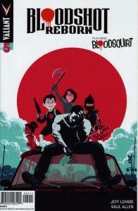 Bloodshot Reborn #5 (2015)