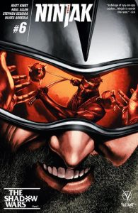 Ninjak #6 (2015)