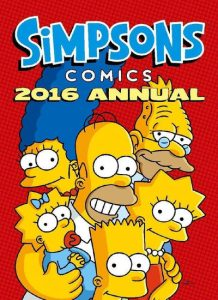 The Simpsons Annual #2016 (2015)