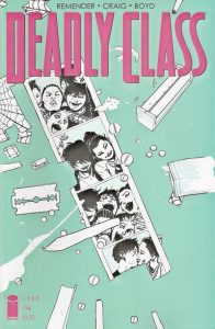 Deadly Class #16 (2015)