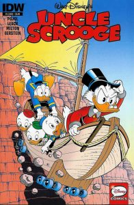 Uncle Scrooge #5 / 409 (2015)