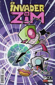 Invader Zim #2 (2015)