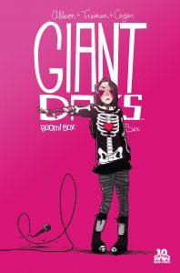 Giant Days #6 (2015)