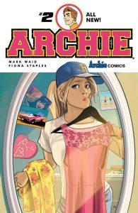 Archie #2 (2015)