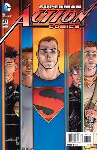 Action Comics #43 (2015)