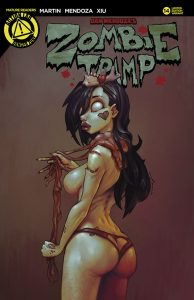 Zombie Tramp #14 (2015)