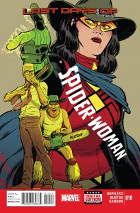 Spider-Woman #10 (2015)