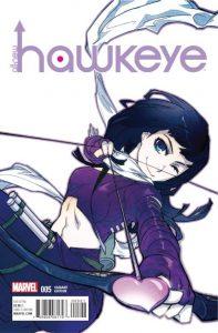 All-New Hawkeye #5 (2015)