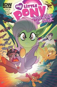 My Little Pony: Friendship Is Magic #33 (2015)