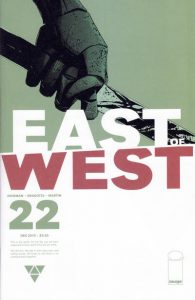 East of West #22 (2015)