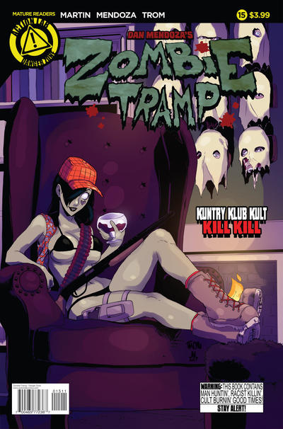 Zombie Tramp #15 (2015)