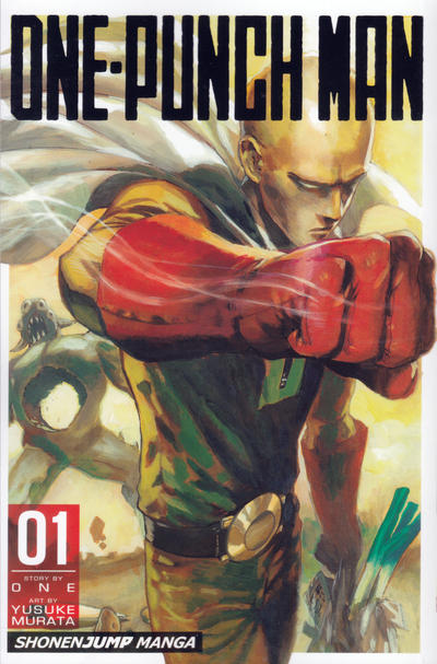 One-Punch Man #1 (2015)