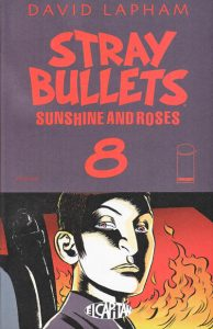 Stray Bullets: Sunshine & Roses #8 (2015)
