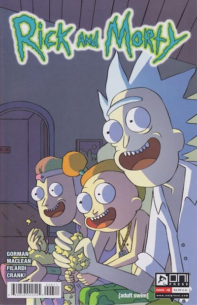 Rick and Morty #6 (2015)