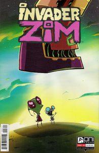 Invader Zim #3 (2015)
