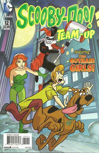 Scooby-Doo Team-Up #12 (2015)