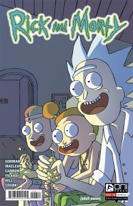 Rick and Morty #6 (2015)