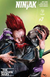 Ninjak #7 (2015)