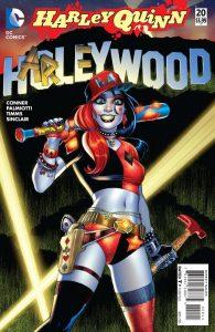 Harley Quinn #20 (2015)