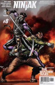 Ninjak #8 (2015)